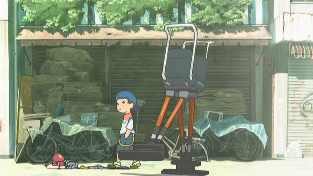 Junk Town~Garakuta no Machi (OVA) JunkTownGarakutanoMachi