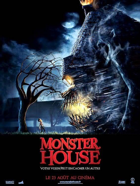 Monster House (Movie) MonsterHouse