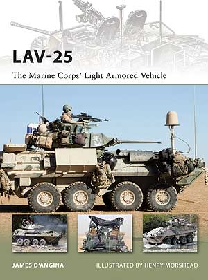 Vendendo Livros Militaria e Aviação (atual. em 05/01/2015) LAV-25