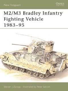 Vendendo Livros Militaria e Aviação (atual. em 05/01/2015) M2-M3Bradley