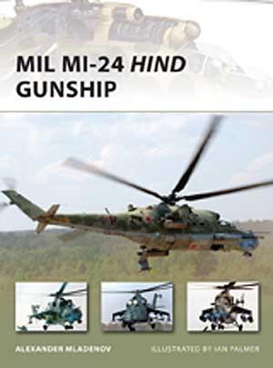 Vendendo Livros Militaria e Aviação (atual. em 05/01/2015) MilMi-24Hind