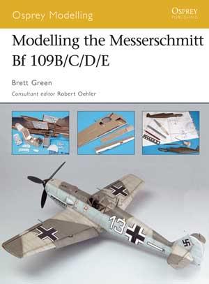 Vendendo Livros Militaria e Aviação (atual. em 05/01/2015) ModellingBf109BCDandE