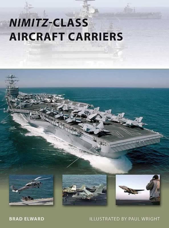 Vendendo Livros Militaria e Aviação (atual. em 05/01/2015) Nimitz-class