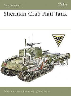 Vendendo Livros Militaria e Aviação (atual. em 05/01/2015) Shermancrabflailtank