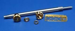 Vendo itens de Militaria, Canos de metal tudo na escala 1:35 Atualizado em 07/03/2014 35B40_PZIVHlate