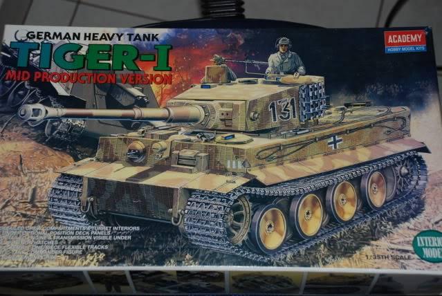 Vendo itens de Militaria, Canos de metal tudo na escala 1:35 Atualizado em 07/03/2014 TigerMid