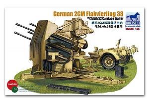 Vendo itens de Militaria, Canos de metal tudo na escala 1:35 Atualizado em 07/03/2014 Flakbronco35057_zps128ddbdc