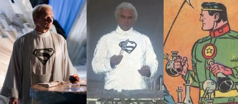 Smallville Good Guys from DCU - Jor-El 04Jor-El