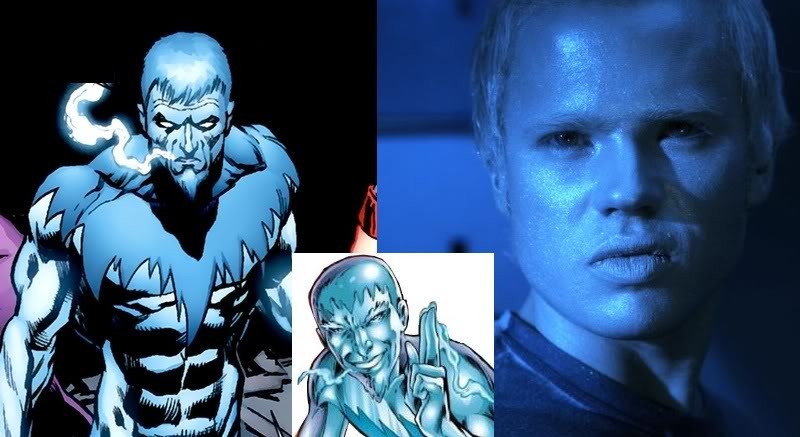 Smallville Bad Guys from DCU - Icicle Jr. 08IcicleJr