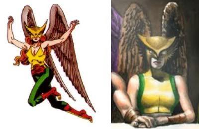 JSA - Hawkgirl JSA13Hawkgirl