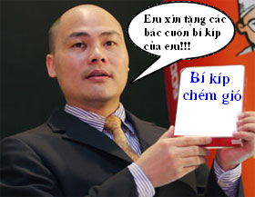 Truyền thuyết bất hủ -Chém Gió Chân Kinh - Hay cực kỳ!!!!!  Quang1