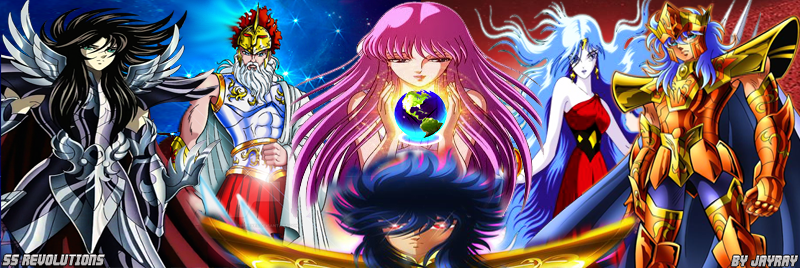 Saint Seiya Revolutions