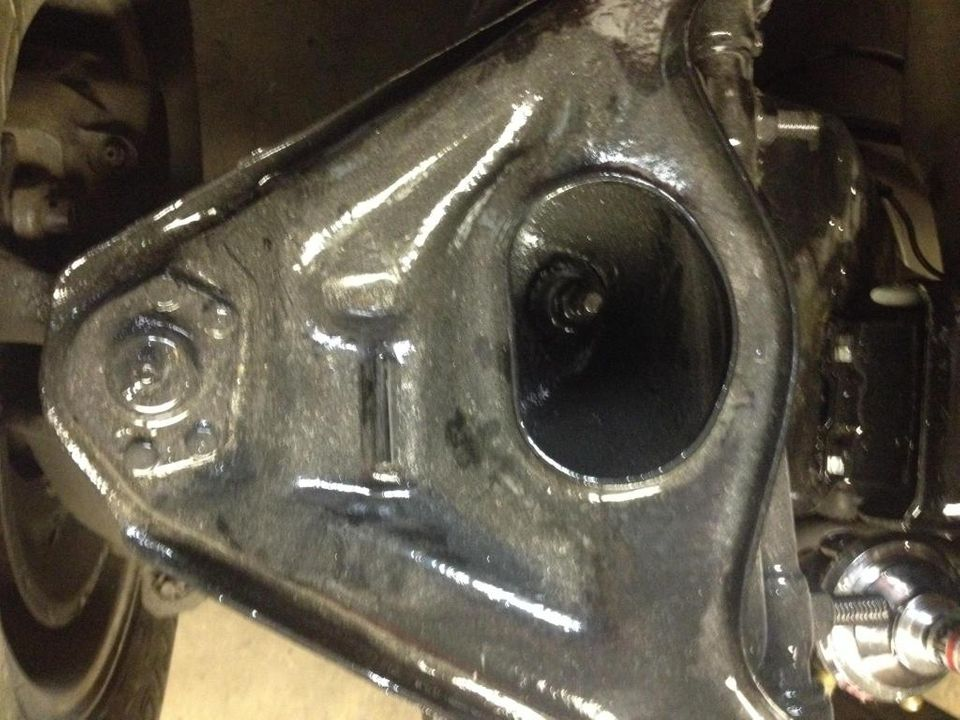 Upper control arms.  Drivers side, Pass side. Image_zps0f347390