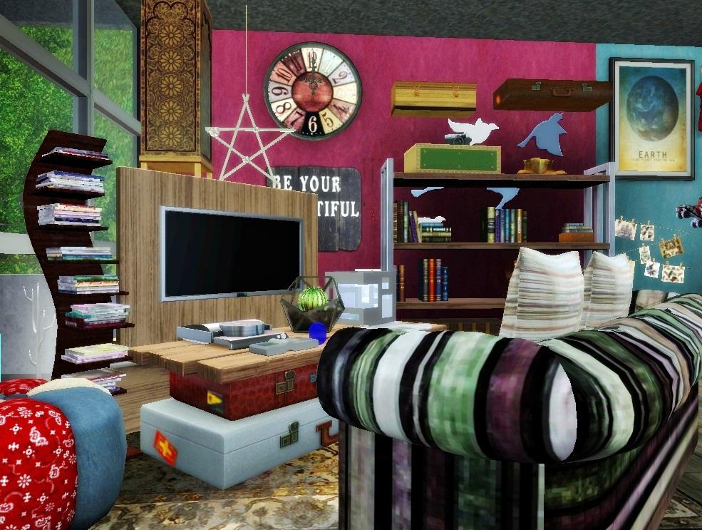 Desert Paradise - Casa para los sims 3 Screenshot-315_zps283ef385