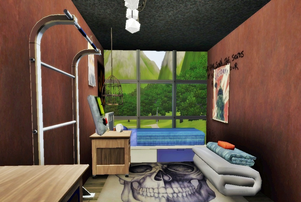 Desert Paradise - Casa para los sims 3 Screenshot-328_zps9fcbd80a