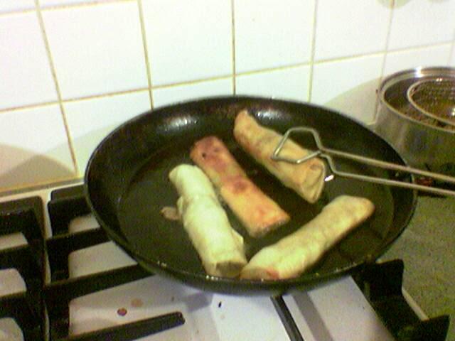 My algerian boureks !!!! Myboureksalgerien3