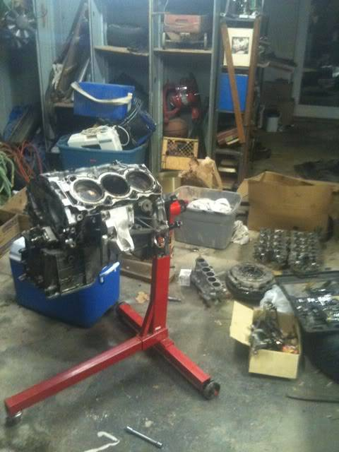 Shit for sale wheels, 350z engine and more 85b1f4d0