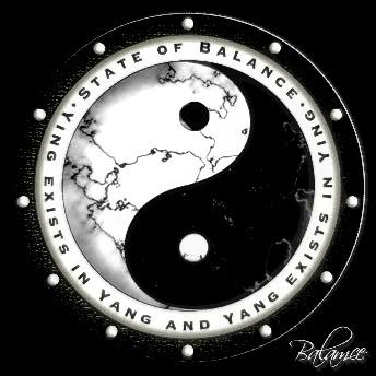 Calificaciones segun el ying yang  Yin-Yang