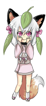 Originals Characters 【 Noru-Chan 】 Sanchibi