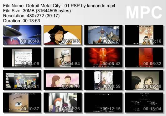 Detroit Metal City Thumbs20100302213437