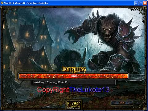 WoW Cataclysmo Catains3