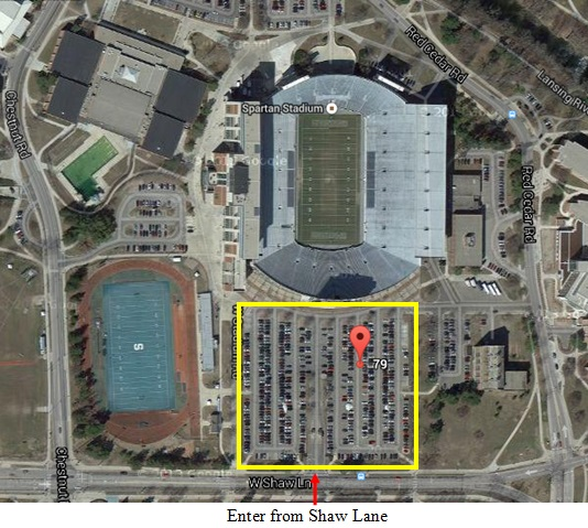 Michigan State University Car Show Map_zpsbe8e5694