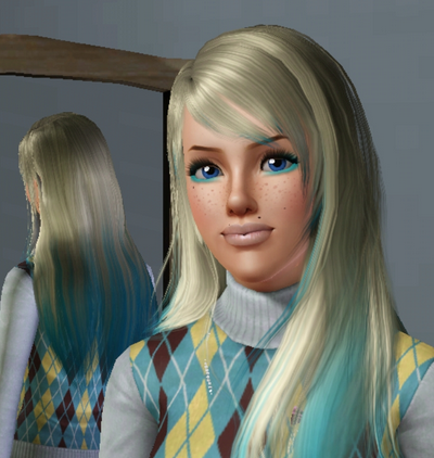 Elina TS3 pildid ~9september/Supernatural! Sim