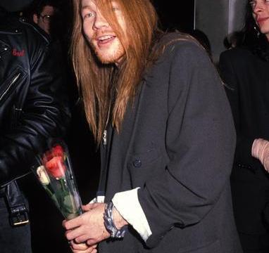 [FOTOS] W. Axl Rose (fundador, lider, alma, esencia y Señor de Guns N' Roses) (2) - Página 27 Image122hn5