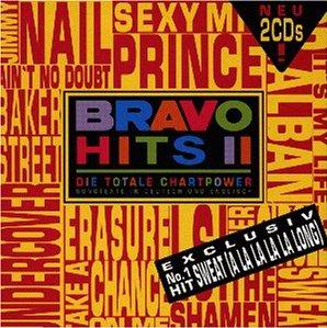 V.A. -  12 Cds - Bravo Hits - 1992 -1993 -1994 1992-BravoHits02-1