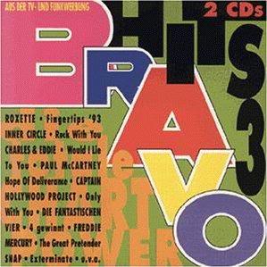 V.A. -  12 Cds - Bravo Hits - 1992 -1993 -1994 1993-BravoHits03-1