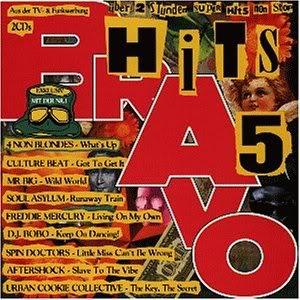 V.A. -  12 Cds - Bravo Hits - 1992 -1993 -1994 1993-BravoHits05-1