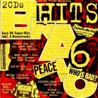 V.A. -  12 Cds - Bravo Hits - 1992 -1993 -1994 1994-BravoHits06-1