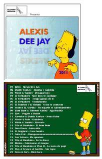 Alexis Dee Jay - CD Rmx (2011) AlexisDeeJay2011-01-1