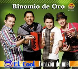 Binomio de Oro - Corazon de Miel´´Cd´´ BinomiodeOro-CorazondeMiel-2