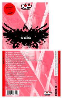 V.A - Fm-100 - Lo Mejor 2011 Fm100-LoMejor-2011--1