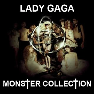 Lady Gaga - Monter Collection - Cd FrontCover