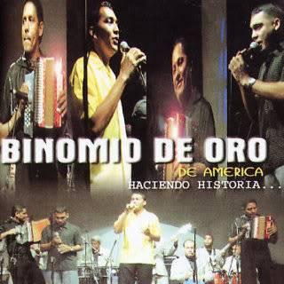 Discografia - Binomio De Oro - 11 CD 708717