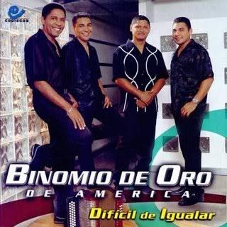 Discografia - Binomio De Oro - 11 CD BinomiodeOroDificildeigualarFrontal