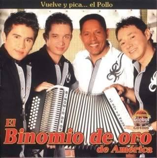 Discografia - Binomio De Oro - 11 CD Gd1009