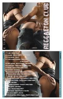 Reggaeton Club - Cd ReggaetonClub2011Vol-03-