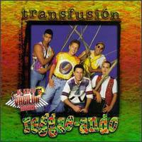 Transfusion - Reggae-ando - CD Transfusion-Reggae-ando-1