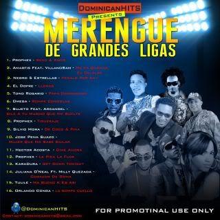 V.A. - Merengue De Grandes Ligas V-A--MerengueDeGrandesLigas