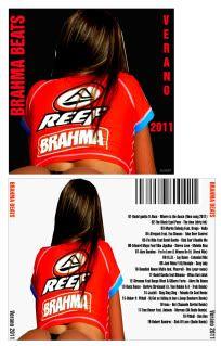 V.A - Bramha Beat pres. (Verano 2011) - CD VA-BramhaBeatpresVerano2011-CD