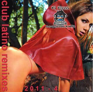 V.A - Club Latino Rmx Vol.04 - CD (2011) VA-ClubLatinoRmxVol04-CD2011