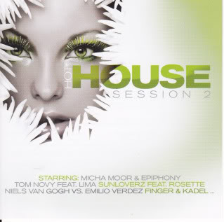 V.A. - Hot House Session 2 (2 Cd's) VA-HotHouseSession2