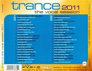 VA - Trance The Vocal Session -2CD (2011) VA-TranceTheVocalSession-2CD2011
