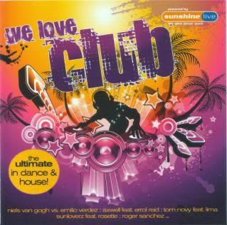 V.A. - We Love Club - 2CD (2011) VA-WeLoveClub-Front