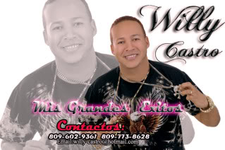 Willy Castro- Mis Grandes Exitos - CD WillyCastro-MisGrandesExitos