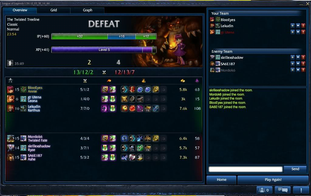 League Screenshots! LoL2