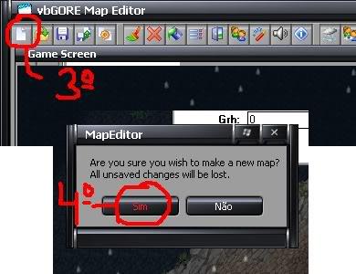 Mapeando em vbGORE 2-3